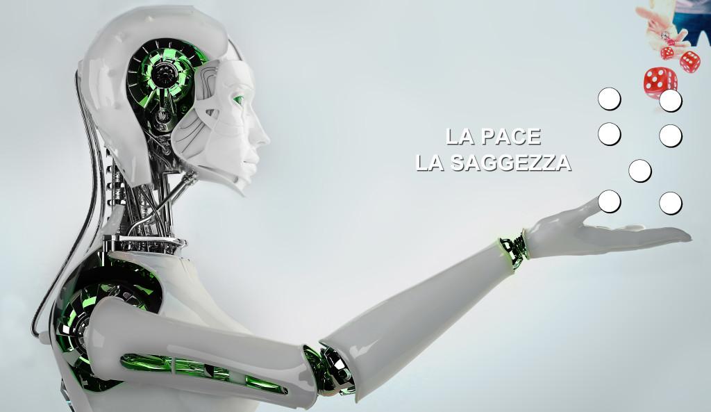 LA PACE LA SAGGEZZA ROBOT