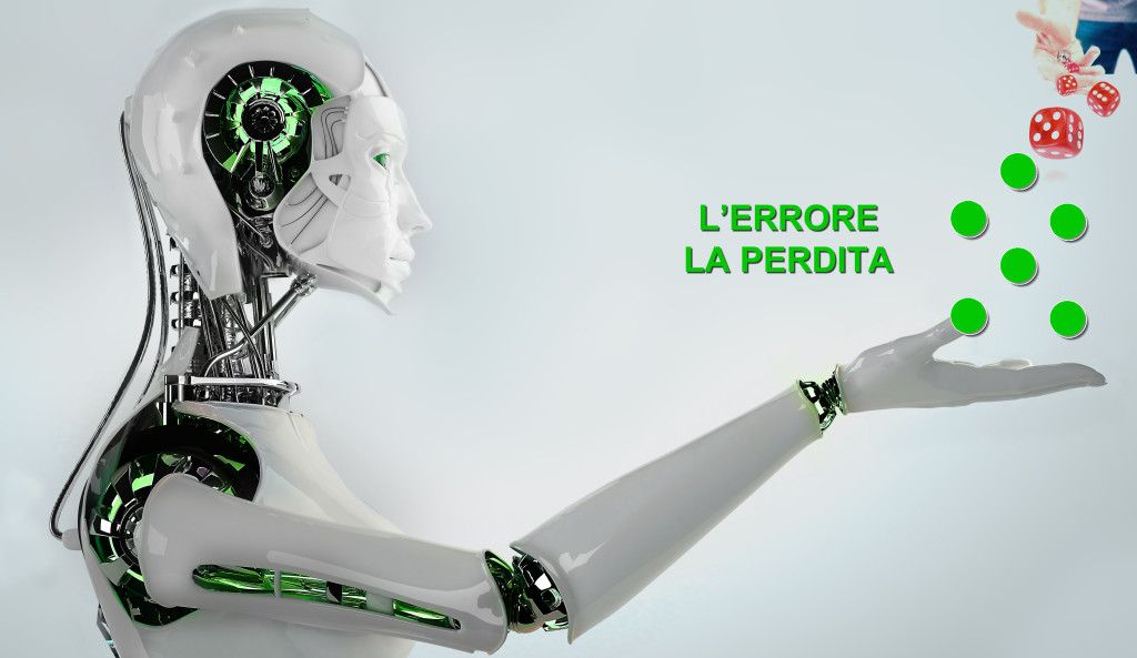 L'ERRORE LA PERDITA ROBOT