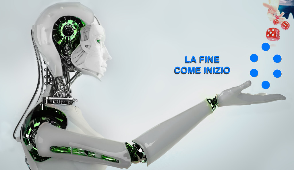 LA FINE COME INIZIO ROBOT