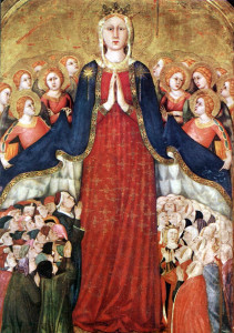 Lippo_memmi,_madonna_della_misericordia,_Chapel_of_the_Corporal,_Duomo,_Orvieto